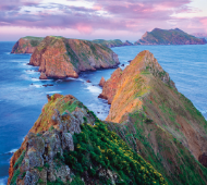 photograph of channel islands