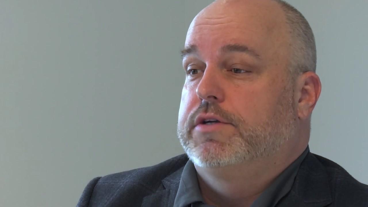 Wade Westoff headshot while speaking